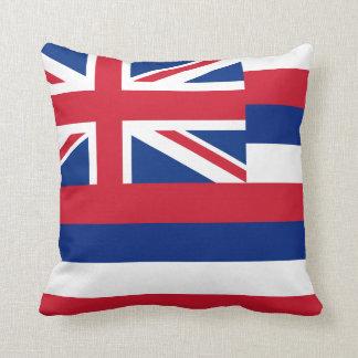 Hawaii Flag pillow