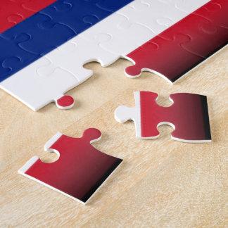 Hawaii Flag Jigsaw Puzzle