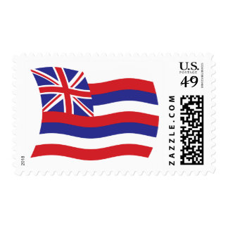 Hawaii Flag Stamps