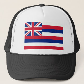 Hawaii Flag Trucker Hat