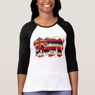 Hawaii Flag Tee Shirts