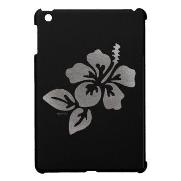 Hawaiian Themed Hawaii Flower iPad Mini Cover