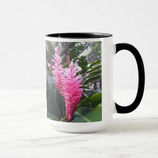 Hawaii  Flowers - Red Ginger Mug