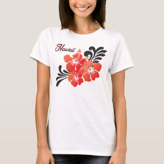 Hawaii Flowers T-Shirt