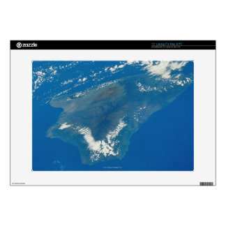 "Hawaii from Space 15"" Laptop Decal"