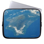 Hawaii from Space Computer Sleeve