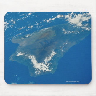 Hawaii from Space Mouse Pad