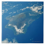 Hawaii from Space Tiles
