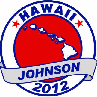 Hawaii Gary Johnson Photo Cut Out