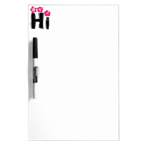 Hawaii Gifts souvenirs Dry-Erase Board