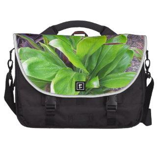 Hawaii Good Luck Plant Laptop Commuter Bag