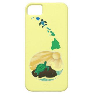 Hawaii Green Sea Turtle and Hawaii Islands iPhone SE/5/5s Case
