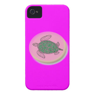 Hawaii Green Sea Turtle Case-Mate iPhone 4 Case