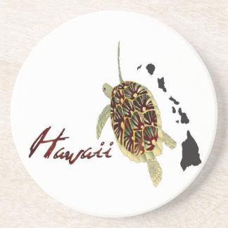 Hawaii Green Sea Turtle Coaster