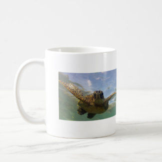 Hawaii Green Sea Turtle Coffee Mug