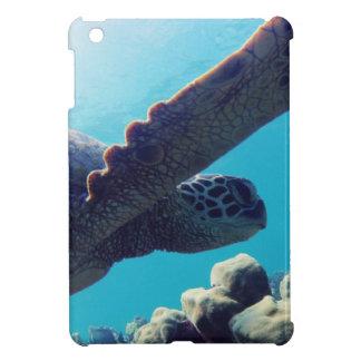 Hawaii Green Sea Turtle - Hanauma Bay iPad Mini Cover