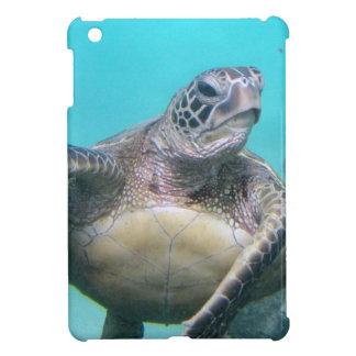 Hawaii Green Sea Turtle - Hanauma Bay iPad Mini Cases