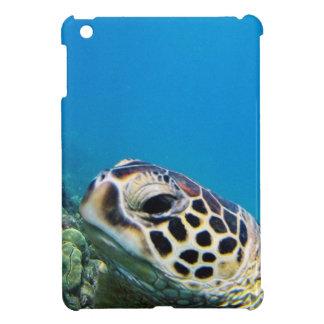 Hawaii Green Sea Turtle - Hanauma Bay Cover For The iPad Mini