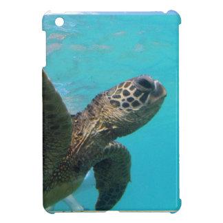 Hawaii Green Sea Turtle - Hanauma Bay Case For The iPad Mini
