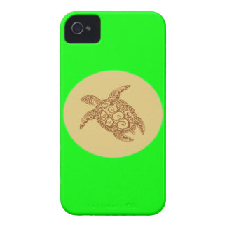 Hawaii Green Sea Turtle iPhone 4 Case-Mate Case