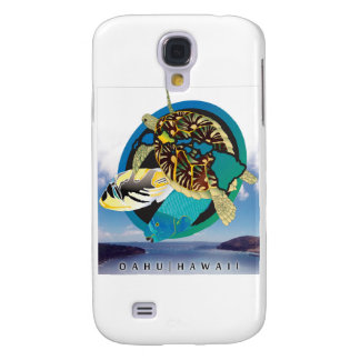 Hawaii green Sea Turtle Samsung Galaxy S4 Case