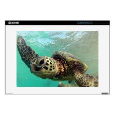 Hawaii Green Sea Turtle Skin For Laptop