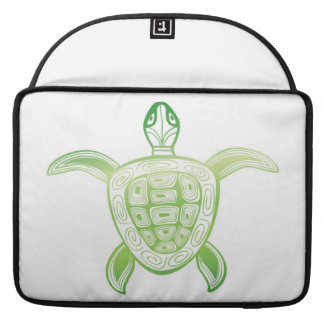 Hawaii Green Sea Turtle Sleeve For MacBooks