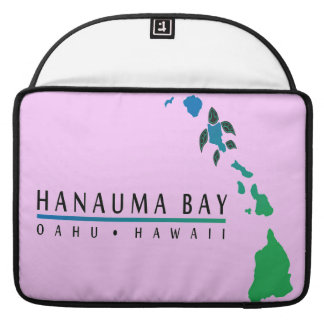 Hawaii Green Sea Turtle Sleeve For MacBooks