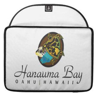 Hawaii Green Sea Turtle Sleeves For MacBook Pro