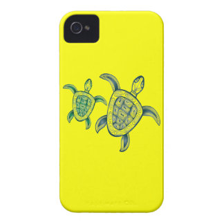 Hawaii Green Sea Turtles iPhone 4 Cover