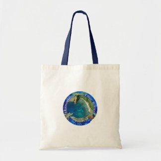 Hawaii Hanauma Bay Honu Tote Bag