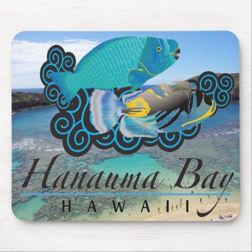 Hawaii Hanauma Bay Mouse Pad
