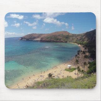 Hawaii Hanauma Bay Oahu Mousepads