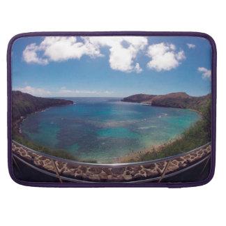 Hawaii Hanauma Bay Sleeve For MacBook Pro