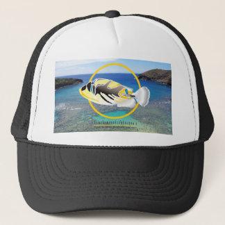 Hawaii Hanauma Bay Trigger Fish Cap