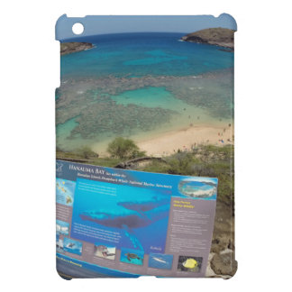 Hawaii Hanauma Bay Volcano iPad Mini Cover