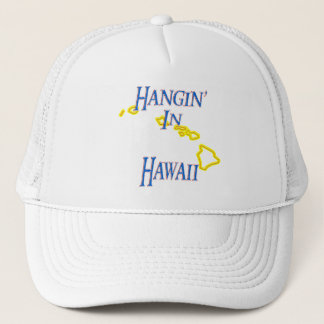 Hawaii - Hangin' Trucker Hat