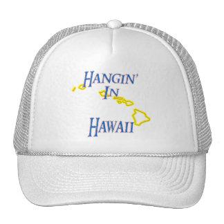 Hawaii - Hangin' Trucker Hat