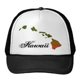 Hawaii Mesh Hats