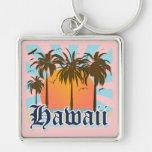 Hawaii Hawaiian Islands Sourvenir Keychain