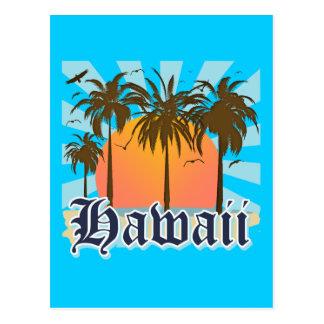 Hawaii Hawaiian Islands Sourvenir Postcards