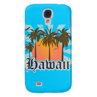 Hawaii Hawaiian Islands Sourvenir Samsung Galaxy S4 Cover