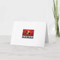 Hawaii heat card