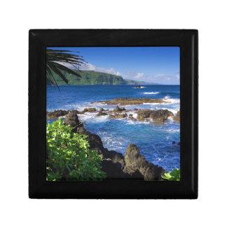 Hawaii hermosa cajas de joyas