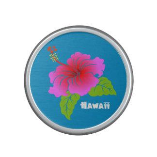 Hawaii Hibiscus Bluetooth Speaker