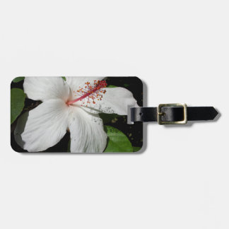 Hawaii Hibiscus Flower Tag For Luggage