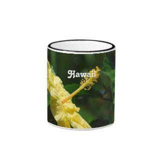 Hawaii Hibiscus Coffee Mug