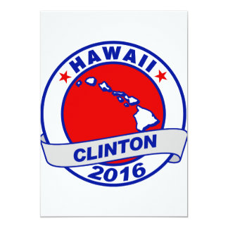 hawaii Hillary Clinton 2016.png Card