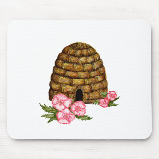hawaii hive mouse pad