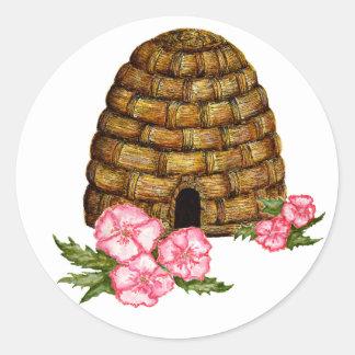 hawaii hive sticker